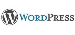 WordPress' Logo.