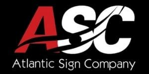 Atlantic Sign Company Logo