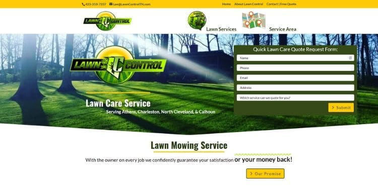 Tennessee Web Design